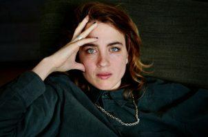 """Adèle Haenel dice que a Francia """"se el fue el tren"""" respecto al #MeToo. Foto / Julie Glassberg para The New York Times."""