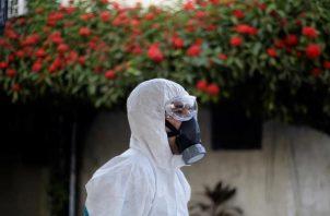 Coronavirus en Panamá: Los salvadoreños están en cuarentena desde el miércoles. FOTO/EFE