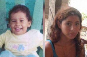 La joven Grifina López tenía antecedentes, que sugirieron que podría tratarse de Mónica Serrano, adicionales a su rasgo físico. Archivo