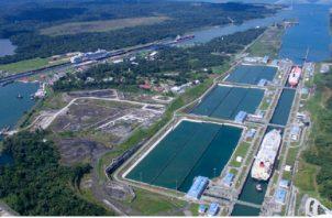 El Canal de Panamá se mantiene comunicación permanente con los médicos de Sanidad Marítima del Minsa. Foto/Canal de Panamá