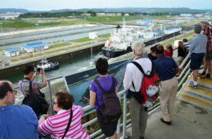 Los centros de visitantes del Canal cerrarán para evitar aglomeraciones de personas.