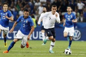 Italia pidió aplazar la Eurocopa. Foto:EFE