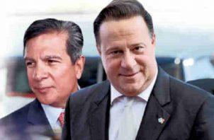 Durante el gobierno de Juan Carlos Varela ningún allegado fue investigado por la Fiscalía Anticorrupción que investiga este caso. Archivo