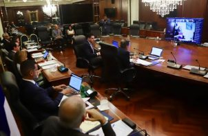 El presidente Laurentino Cortizo también informó que apoyarán a las financieras para que otorguen aplazamiento de pagos a 70 mil microempresarios.
