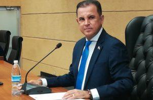 El diputadoTitoRodríguez, actualmente, no tiene síntomas y termina su cuarentena el 20 de marzo.