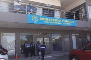 El horario de atención en el Ministerio Público será de 8:00 a.m. a 12:00 m.d.