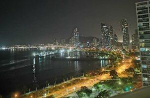 El Decreto Ejecutivo N° 490 de 17 de marzo de 2020 establece el toque de queda en todo el territorio nacional a partir de las 9:00 p.m. a 5:00 a.m. Foto: Panamá América.