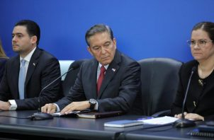 Laurentino Cortizo ordenó toque de queda a través de un decreto ejecutivo. Foto: Panamá América.