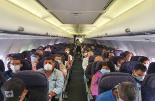 Panamá canceló las salidas y llegadas de vuelos comerciales internacionales por un periodo de 30 días.