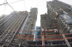 En los últimos años la actividad de la construcción se ha visto afectada por la desaceleración económica. Foto/Archivo