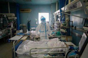 Un total de 19 personas permanecen en sala de cuidados intensivos. Foto: Panamá América.