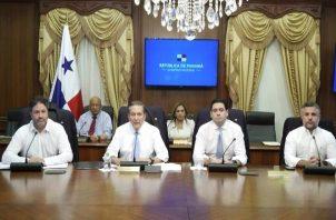 El gobierno evalúa la posibilidad de ordenar cuarentena total en todo el país. Foto: Panamá América.