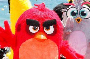 'Angry Birds' ha sido un verdadero fenómeno para los niños. EFE