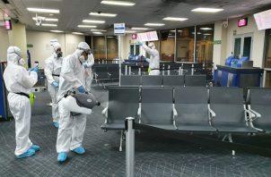 Hasta el momento en Panamá se han detectado 443 casos de COVID -19, según cifras de las autoridades. Archivo