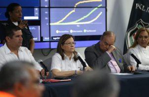 La cifra de muertes por coronavirus en Panamá se mantiene en ocho, dijeron las autoridades de salud. Foto: Panamá América.