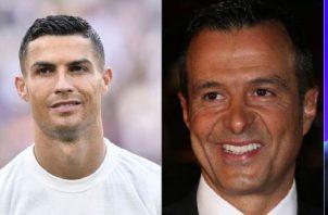 Cristiano Ronaldo y su representante hicieron donaciones.