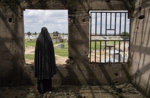 Muchas mujeres que han sido raptadas por Boko Haram enfrentan estigma al regresar a sus hogares. Foto / Laura Boushnak para The New York Times.