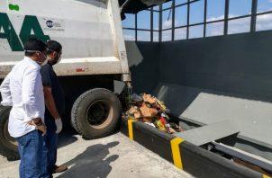 Los camiones recolectores podrán realizar hasta tres vueltas diarias. Foto: Cortesía