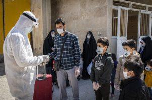 Mazin Abbas Absawi y su familia regresaron de Irán. Foto / Ivor Prickett para The New York Times.