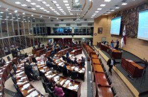 Dos iniciativas ya fueron enviadas al Órgano Ejecutivo, para que sean sancionadas. Foto: Belys Toribio