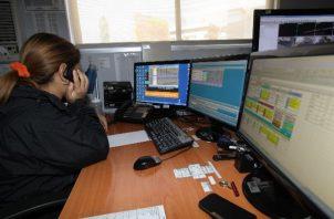 En las últimas 24 horas se recibieron unas 135 llamadas falsas, según anunciaron las autoridades. Archivo..