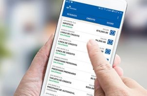 La APC Intelidat brinda información sobre crédito y finanzas. Foto: APC.