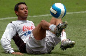 Nolberto Solano jugó en Inglaterra y en Boca Juniors. Foto AP