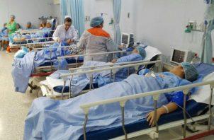 La sala de parto de la Caja de Seguro Social será desinfectada y reubicada. Foto: Panamá América.