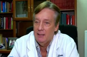 Infectólogo Xivier Sáez Llorens