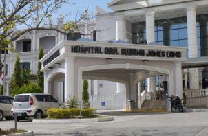 El hospital Susana Jones Cano atiende en promedio anualmente 1,300 partos y ahora por la pandemia del COVID-19 atenderá los partos que se registraban en el Complejo Hospitalario.