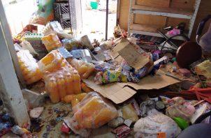 Algunos facinerosos aprovechan crisis sanitaria por el COVID-19 para efectuar hurtos, robos y saqueos.