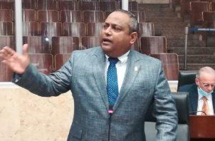 El proponente, Raúl Pineda. Cortesía