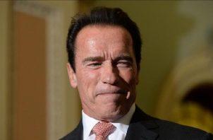 Arnold Schwarzenegger donó $1 millón a una cuenta denominada Frontline Responders Fund. Foto: EFE/Medios internacionales
