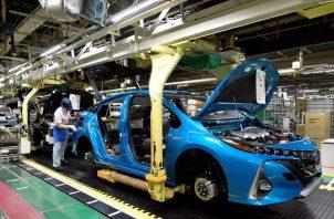 Los fabricantes de automóviles habían advertido que la COVID-19 había causado estragos en sus negocios en las últimas semanas. EFE