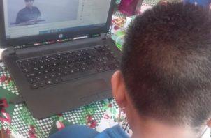 Meduca ayudó con clases virtuales en algunas materias. Foto: Internet