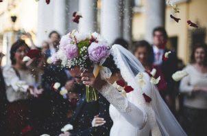 La ministra Rosario Turner dijo que los organizadores del matrimonio pidieron disculpas. Foto ilustrativa