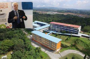 El brote del Colegio Monseñor Francisco Beckmann originó casos en Veraguas.