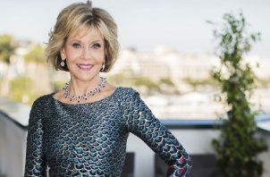 Jane Fonda, siempre en el ojo de la tormenta, por sus polémicas. Opina que ser blanca y famosa ha ayudado a que la traten con guantes de seda. Foto: Archivo