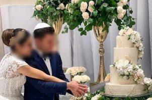 En la boda efectuada en Paitilla se violó l cuarentena y por ende el Decreto Ejeutivo 507 del 24 de marzo que busca hacerle frente a la propagación del COVID-19.