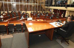 Las pruebas fueron realizadas entre el lunes 30 de marzo y el miércoles 1 de abril. Foto: Asamblea Nacional.