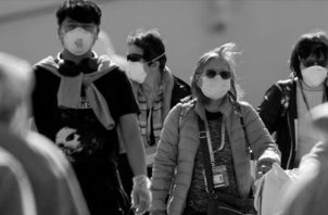 El coronavirus será el gran regulador de la humanidad, el que la hizo reflexionar para cambiar e iniciar una nueva forma de ver la vida. Foto: EFE.