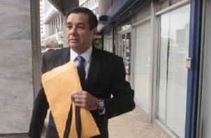 Jorge Alberto Rosas, exdiputado del panameñismo.