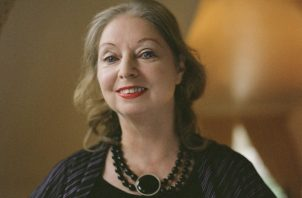 Hilary Mantel concluyó su trilogía de mil 800 páginas sobre Thomas Cromwell. Foto / Ellie Smith para The New York Times.