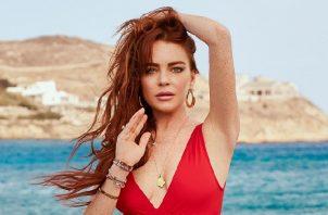 Lindsay Lohan, cantante.