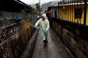 Panamá decretó una cuarentena absoluta en busca de reducir la cifra de casos.