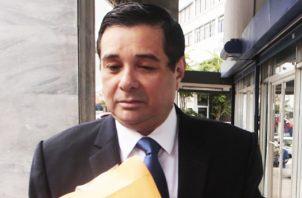 Jorge Alberto Rosas fue detenido, luego de negarse a declarar ante la Fiscalía Anticorrupción por el caso Odebrecht.