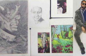 Estas son algunas de las obras de Kanye West. Foto: La Botana