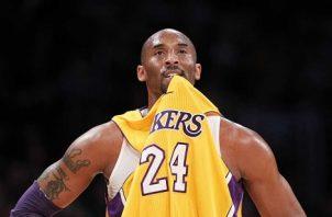 Kobe Bryant. Foto:AP