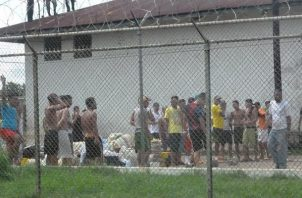 Ya se han reportado dos presos contagiados de COVID-19.