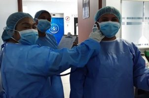 Los profesionales de la salud son claves en la batalla contra el COVID-19.